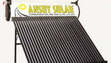 30 lu Vakum Tüplü Güneş Enerji Sistemleri